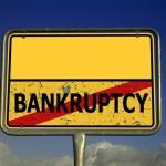 Dosáhnu na osobní bankrot?